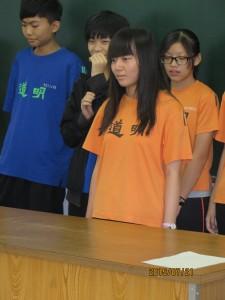 交流2日目は高ⅡD組の生徒との対面からスタートでした。