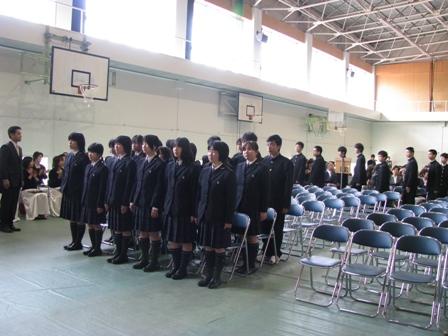 愛光高等学校 入学式 « チュータ...